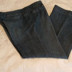 Boom Boom Blue Jeans Size 22